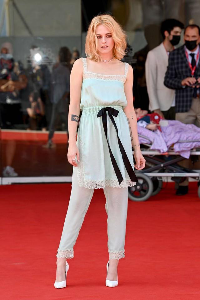 Kristen Stewart - Phá vỡ mọi quy luật thời trang! - Ảnh 2.