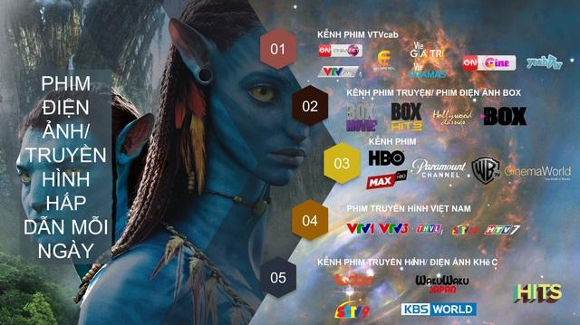 Nhóm kênh FOX dừng phát sóng tại Việt Nam, VTVcab giới thiệu hàng loạt kênh mới - ảnh 3