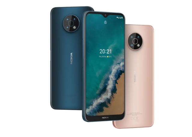 Nokia G50 - smartphone tầm trung sở hữu pin 5.000 mAh, hỗ trợ 5G - ảnh 2