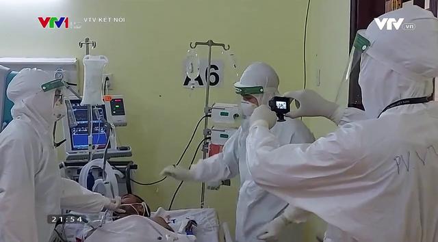 Đón xem Tầng thứ 3: Những khoảnh khắc nghẹt thở ở nơi điều trị bệnh nhân COVID-19 nặng - ảnh 1