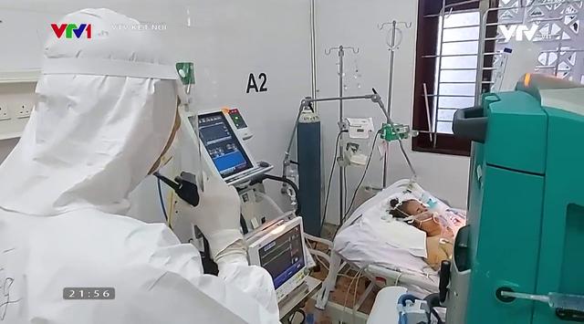 Đón xem Tầng thứ 3: Những khoảnh khắc nghẹt thở ở nơi điều trị bệnh nhân COVID-19 nặng - ảnh 3