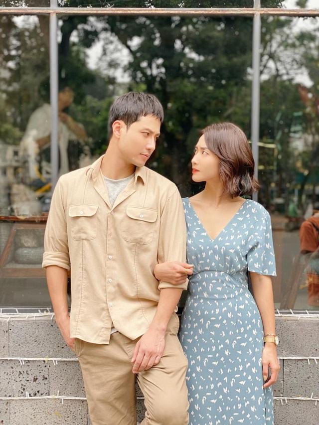 11 tháng 5 ngày: Thanh Sơn - Khả Ngân ngọt ngào từ trên phim đến hậu trường - ảnh 2