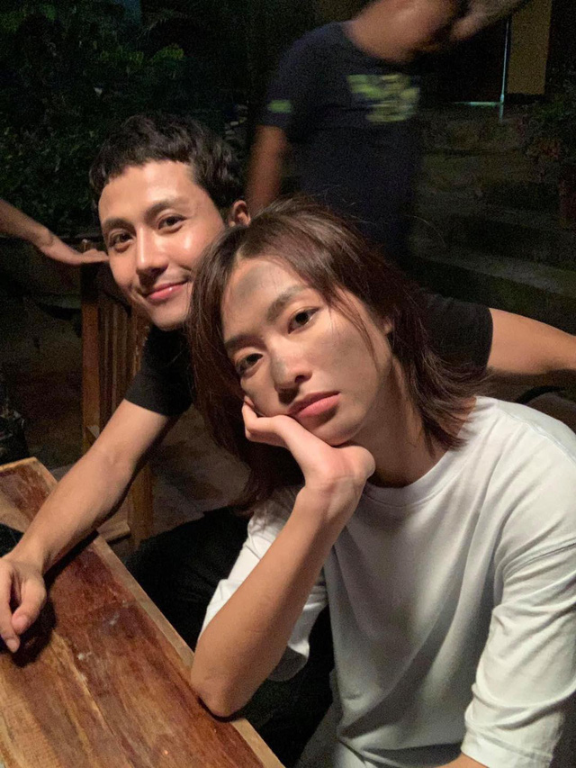 11 tháng 5 ngày: Thanh Sơn - Khả Ngân ngọt ngào từ trên phim đến hậu trường - ảnh 7