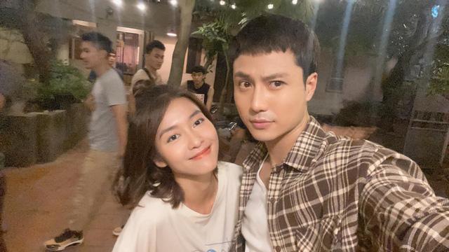 11 tháng 5 ngày: Thanh Sơn - Khả Ngân ngọt ngào từ trên phim đến hậu trường - ảnh 5
