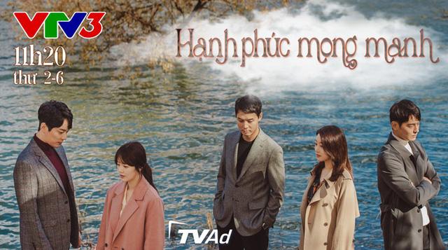 Phim Hạnh phúc mong manh lên sóng VTV3 - ảnh 6