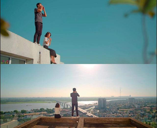 11 tháng 5 ngày: Thanh Sơn - Khả Ngân ngọt ngào từ trên phim đến hậu trường - ảnh 14