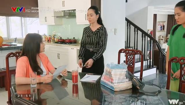 Hương vị tình thân phần 2 - Tập 29: Nam được bố chồng mời về quản lý công ty - Ảnh 11.