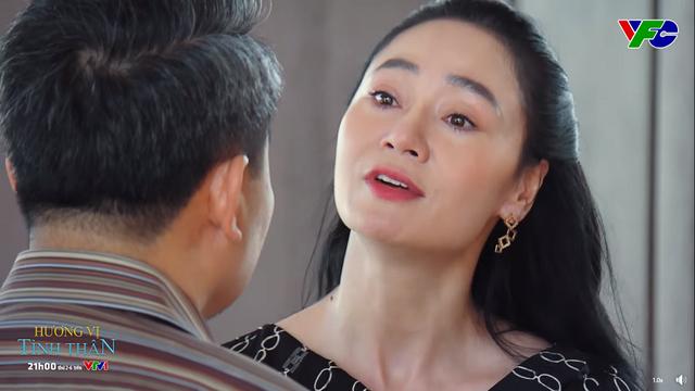 Hương vị tình thân phần 2 - Tập 30: Bà Xuân ghen vì ông Khang tận tình chăm sóc người phụ nữ khác - Ảnh 3.