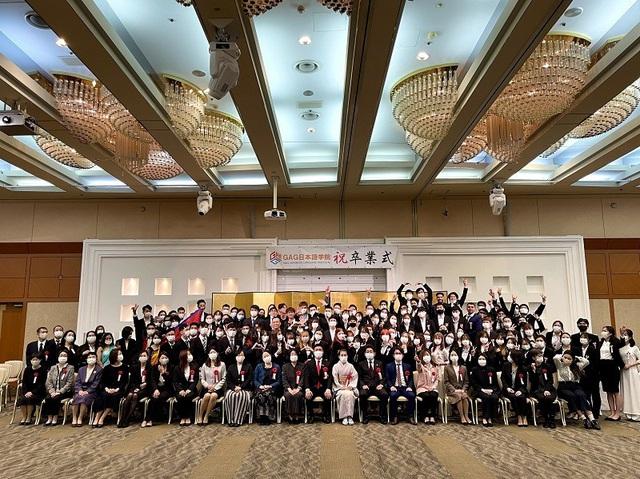 Người Việt đầu tiên trở thành hiệu trưởng trường học tại Nhật Bản - Ảnh 1.