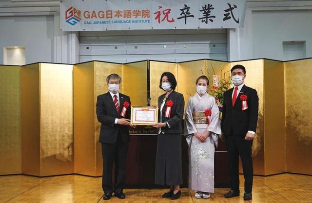 Người Việt đầu tiên trở thành hiệu trưởng trường học tại Nhật Bản - Ảnh 3.