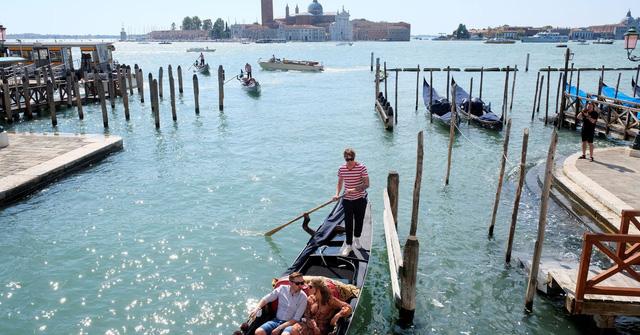Venice (Italy) chuẩn bị thu phí du lịch và yêu cầu du khách đặt chỗ - ảnh 1
