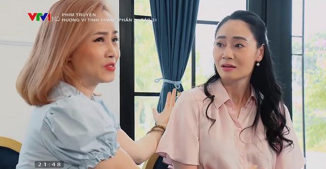 Hương vị tình thân phần 2 - Tập 31: Bà Xuân tham gia cuộc thi sắc đẹp, bị lừa lập quỹ từ thiện - Ảnh 3.
