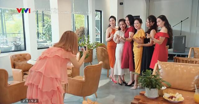Hương vị tình thân phần 2 - Tập 31: Bà Xuân tham gia cuộc thi sắc đẹp, bị lừa lập quỹ từ thiện - Ảnh 5.