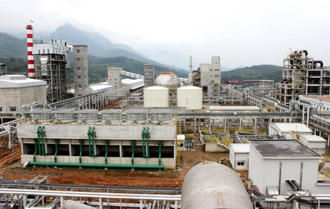 Dự án: Nhà máy sản xuất phân bón DAP số 2 Lào Cai 330.000 tấn/năm