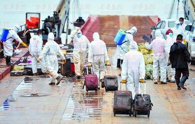 Xét nghiệm ADN huyết thống nạn nhân vụ chìm tàu tại Trung Quốc
