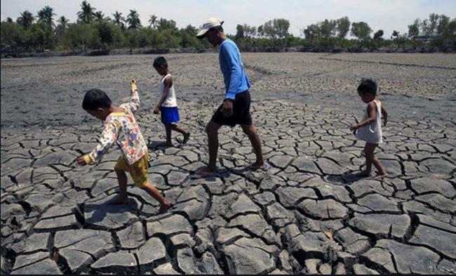 Biến đổi khí hậu đe dọa an ninh toàn cầu | VTV.VN