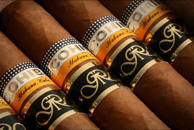 Cách phân biệt xì gà Cohiba thật trên thị trường