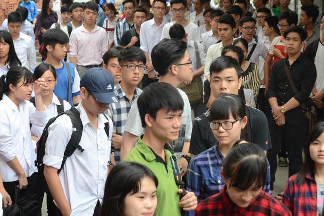 Vì sao hơn 50% thí sinh đăng ký dự thi bài thi Khoa học xã hội? - ảnh 2