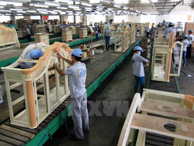 Вьетнам увеличил экспорт лесопромышленной продукции на 16,6% за 11 месяцев