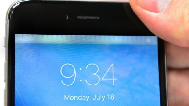 Apple Hỗ Trợ Sửa Lỗi Màn Hình Cảm ứng Trên Iphone 6 Vtvvn