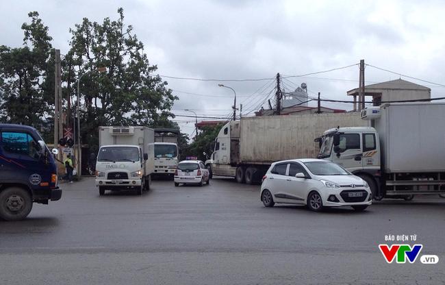 Đường Phan Trọng Tuệ thường xuyên ùn tắc, lãnh đạo huyện Thanh Trì ...