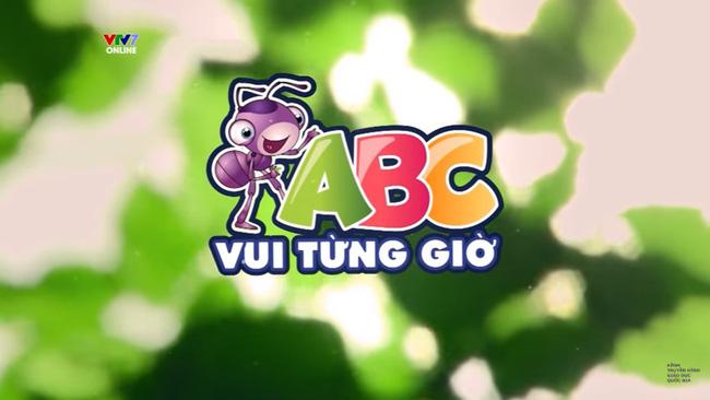 ABC - Vui từng giờ: Học chữ cái, kích thích tư duy