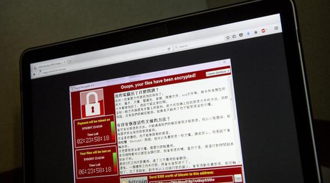 Hơn 240 đơn vị tại Việt Nam bị nhiễm mã độc WannaCry - ảnh 1