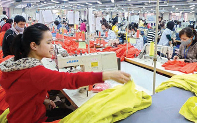 Vietnam posted export revenue of US$14.34 billion in January. (Credit: VOV)