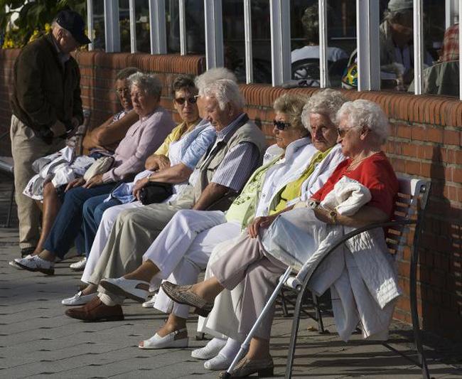 Gìa hóa dân số tại Đức