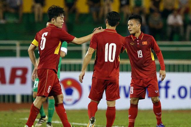 Đài Truyền hình Việt Nam trực tiếp giải bóng đá giao hữu quốc tế M-150 Cup 2017 - Ảnh 1.