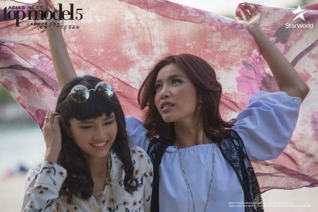 Minh Tú tiếp tục tỏa sáng, làm lu mờ cả bạn thân ở Asia's Next Top Model - ảnh 4