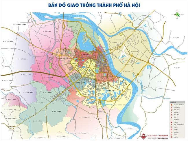 Map Ha Noi.Hanoi Digital Traffic Map To Be Available In 2017 Vtv