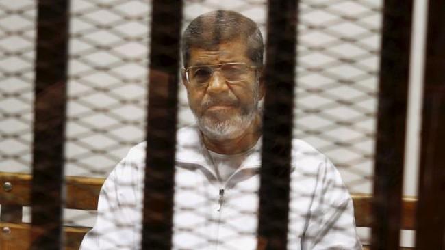 Ai Cập giữ nguyên mức án tù chung thân đối với cựu Tổng thống Morsi - ảnh 1