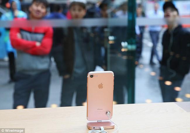 Ngó lơ hơn 1 tỷ đồng, ăn chực nằm chờ mua iPhone X - ảnh 3