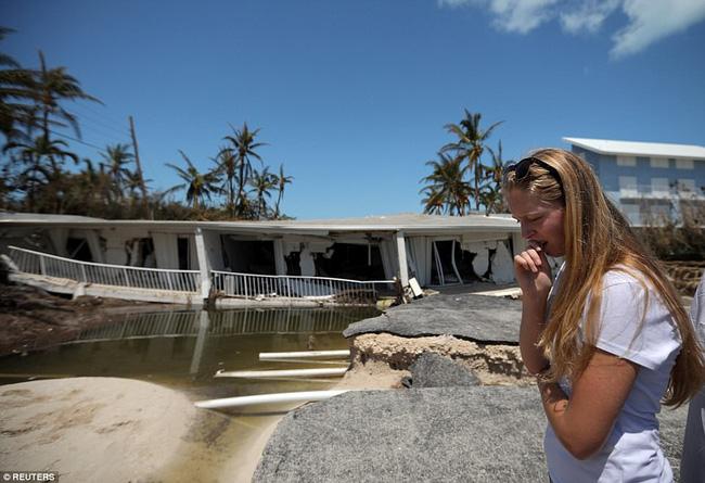 Thiệt hại sau bão Irma tại Mỹ vẫn rất nặng nề - ảnh 1