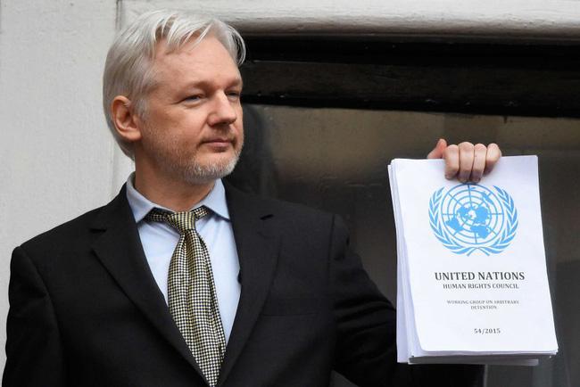 Ecuador kêu gọi mở đường an toàn cho nhà sáng lập WikiLeaks rời Anh - ảnh 2