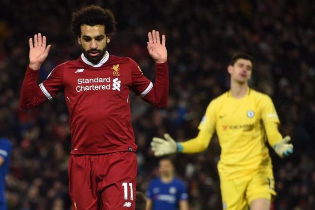 VTV.vn - Mohamed Salah không ăn mừng khi ghi bàn vào lưới Chelsea, tuy  nhiên đó không phải là hành động anh tỏ sự tôn trọng với CLB cũ mà mang một  ...