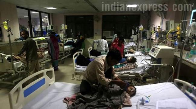 30 trẻ tử vong trong 2 ngày ngay tại viện, dư luận Ấn Độ phẫn nộ - ảnh 2
