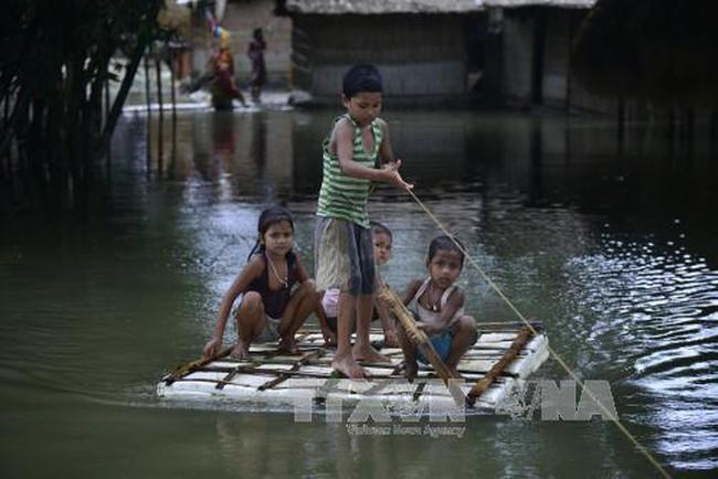 Ấn Độ: Nhiều người thiệt mạng và mất tích vì mưa bão - ảnh 1