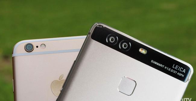 Huawei sẽ vượt mặt Apple trong quý III/2017? - ảnh 3