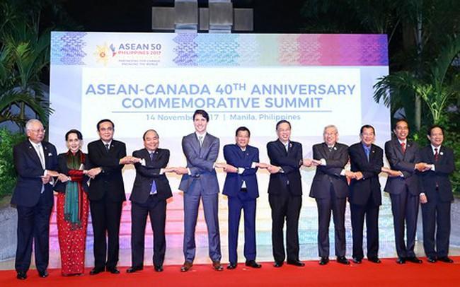 Canada đề nghị được tham dự Hội nghị Cấp cao Đông Á - ảnh 1