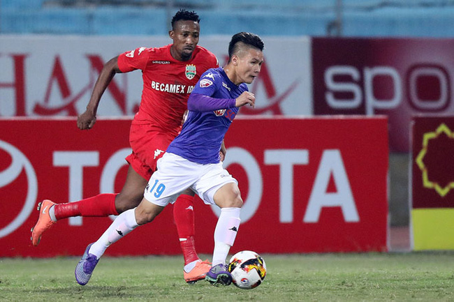 Lịch trực tiếp bóng đá hôm nay (16/9): Hà Nội chạm trán B.Bình Dương, Man City quyết chiếm đầu bảng - ảnh 1