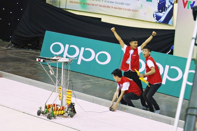Lần thứ 2 vòng chung kết Robocon Vietnam diễn ra tại Ninh Bình