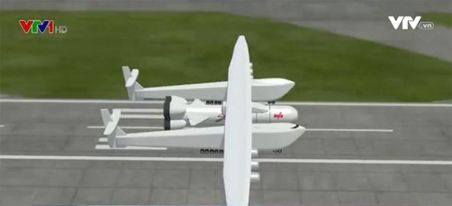Chiếc máy bay lớn nhất thế giới bắt đầu chạy thử nghiệm - ảnh 2