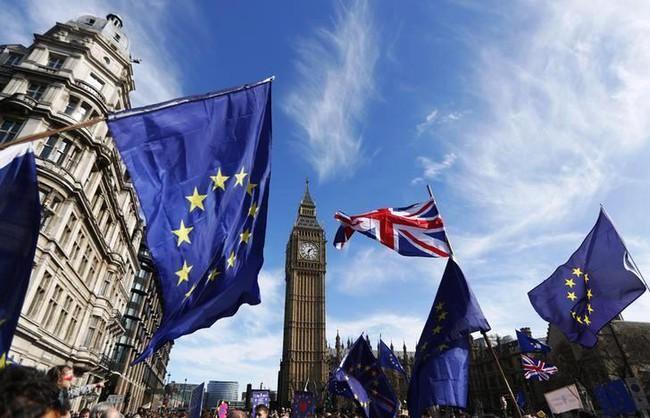 EU và Anh chính thức khởi động đàm phán Brexit - ảnh 1