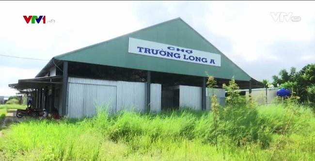 Nhiều chợ nông thôn mới bỏ hoang ở Hậu Giang - ảnh 1