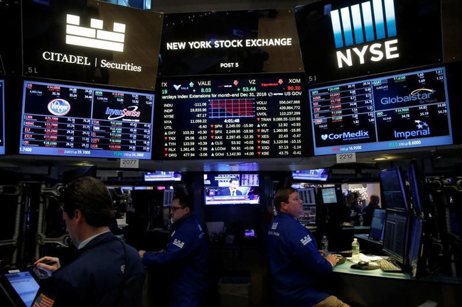 Chứng khoán Mỹ tăng điểm nhờ đà đi lên của cổ phiếu công nghệ - ảnh 2