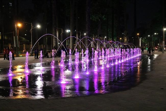 TP.HCM: Cải tạo công viên Văn Lang thành quảng trường nhạc nước hiện đại - ảnh 3