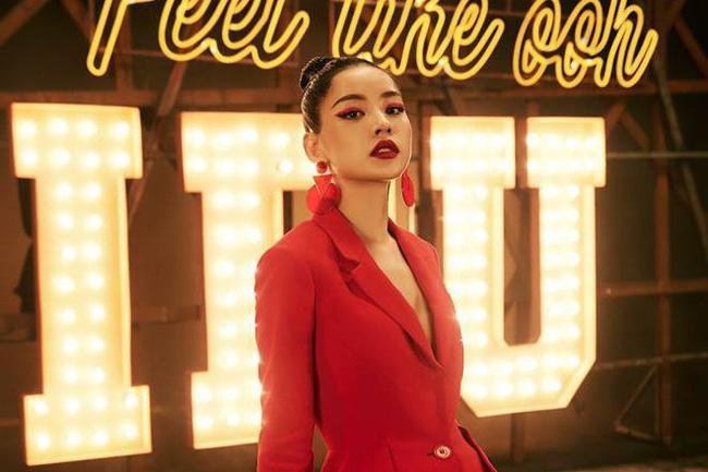 Chi Pu lên tiếng trước lùm xùm hot girl đi hát tại Bữa trưa vui vẻ (12h, 19/11) - ảnh 1