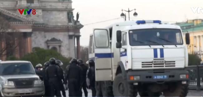 Nga bắt giữ hàng chục nghi can Hồi giáo cực đoan - ảnh 2